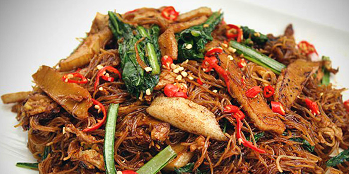 Boss Bee Hoon from New Ubin Zhongshan Park at Ramada by Wyndham Singapore At Zhongshan Park in Balestier, Singapore