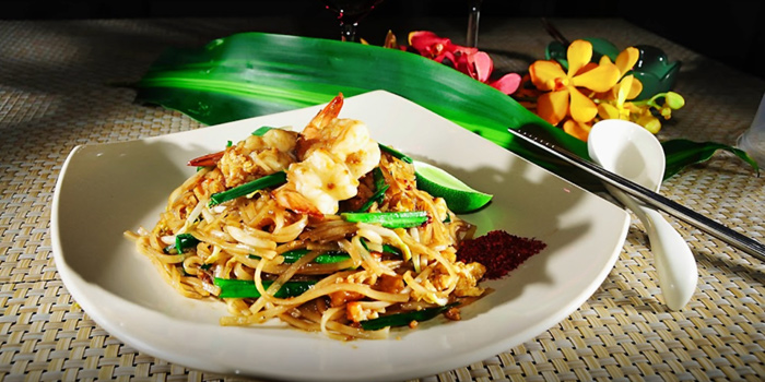 Thai Style Fried Noodle from Thai5 in Bugis, Singapore