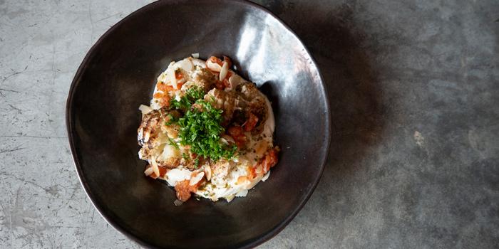 Special Dishes from Via Maris at Convent Road, Silom, Bangkok