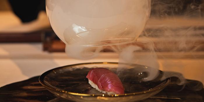 Special Dishes from Yuzu Omakase at 258/9-10 Siam Square Soi 3, 2F Pathumwan Bangkok