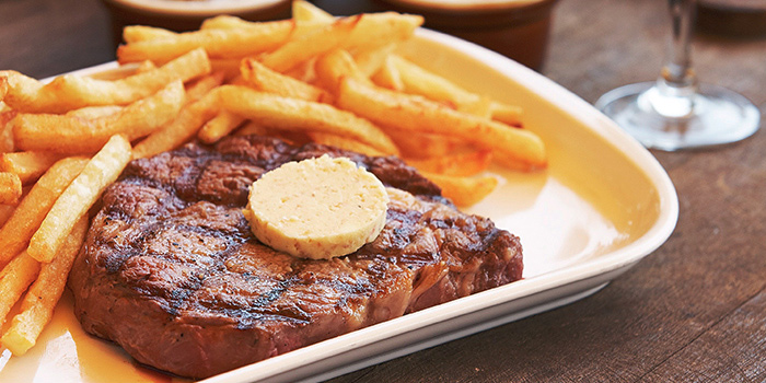 Meat Platter from Les Bouchons Rive Gauche at Robertson Quay in Robertson Quay, Singapore