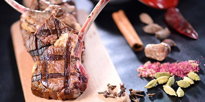 Grilled Lamb Chop, Three on Canton, Tsim Sha Tsui, Hong Kong