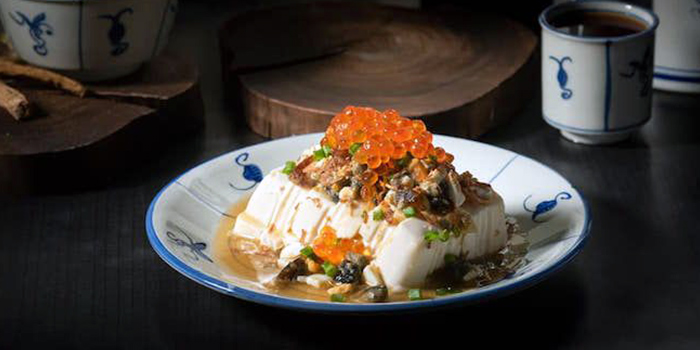 Tofu from FOOK KIN in Orchard, Singapore