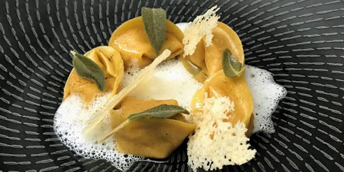 Tortelli  (3-25 Dec) from ALBA 1836 Italian Restaurant in Duxton, Singapore