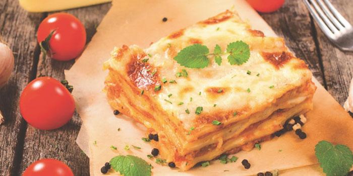 Vegetarian Lasagne, add@Prince, Tsim Sha Tsui, Hong Kong