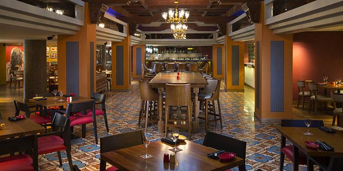 Interior from Velada Tapas Bar & Kitchen, Nusa Dua, Bali