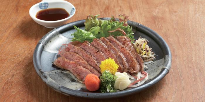 Wagyu Tataki from Mugendai Steakhouse at Siam Paragon, Gfl., 991 Rama I Rd Pathum Wan, Pathum Wan, Bangkok
