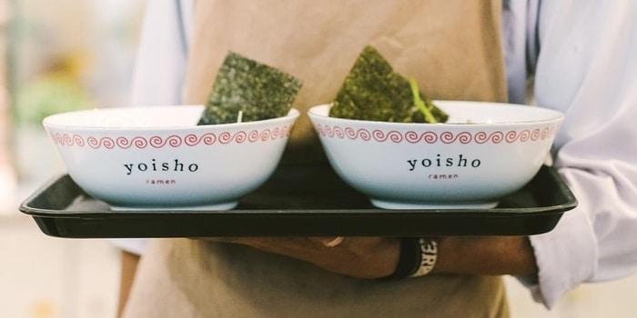 Dish 3 at Yoisho Ramen