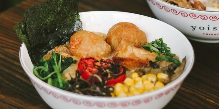Dish 4 at Yoisho Ramen