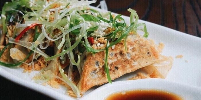 Dish 1 at Yoisho Ramen
