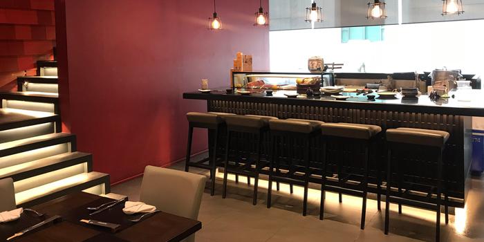 Ambience of Mugendai Steakhouse at Siam Paragon, Gfl., 991 Rama I Rd Pathum Wan, Pathum Wan, Bangkok
