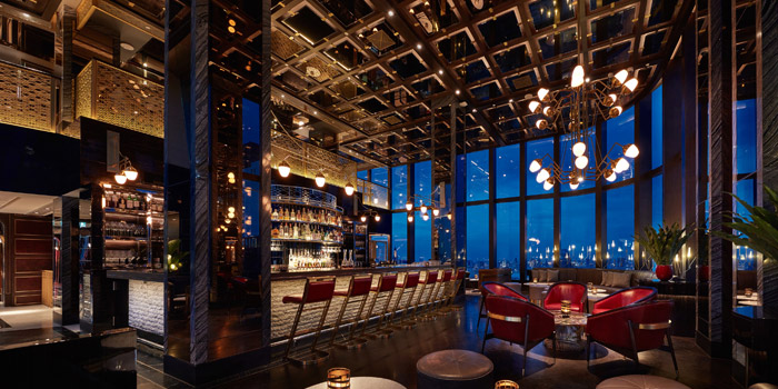 Ambience from Penthouse Bar + Grill at Park Hyatt Bangkok, Bangkok