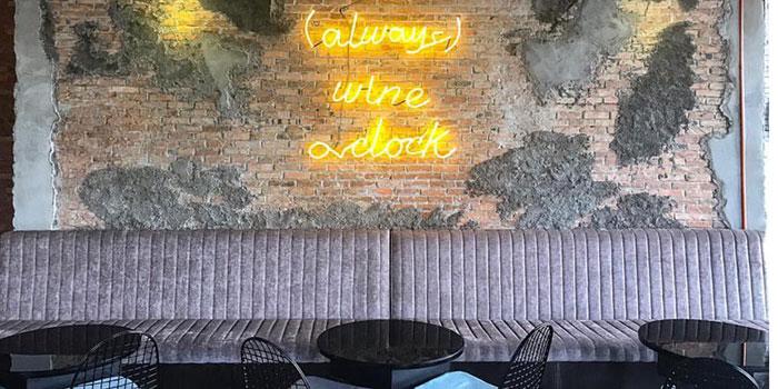 Ambience 1 at SOUL Drink & Dine, Pluit
