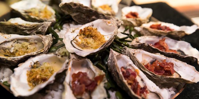 Baked Oysters from VIU at The St Regis Bangkok 159 Soi Mahardlek Luang 2 Rajadamri Road, Pathumwan Bangkok