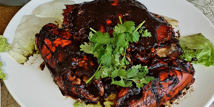 Black Pepper Crab from Goldenbeach Seafood Paradise at SpringVale in East Coast, Singapore