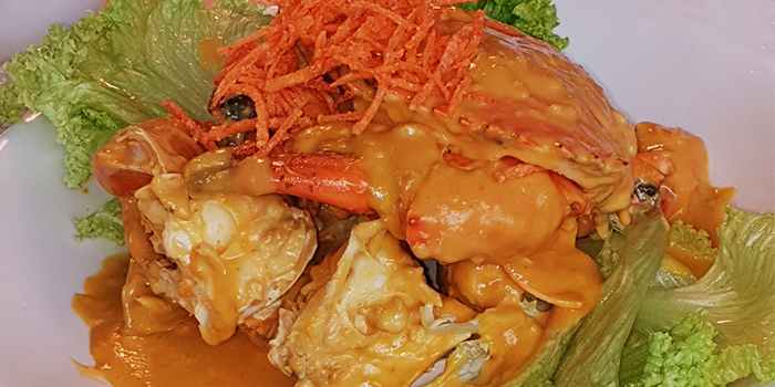Chilli Crab from Golden Beach Seafood Restaurant at SpringVale in East Coast, Singapore