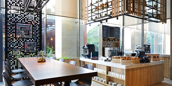 Coffee Bar at Relish Bistro