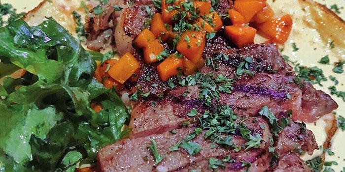 Dish 2 at Feast