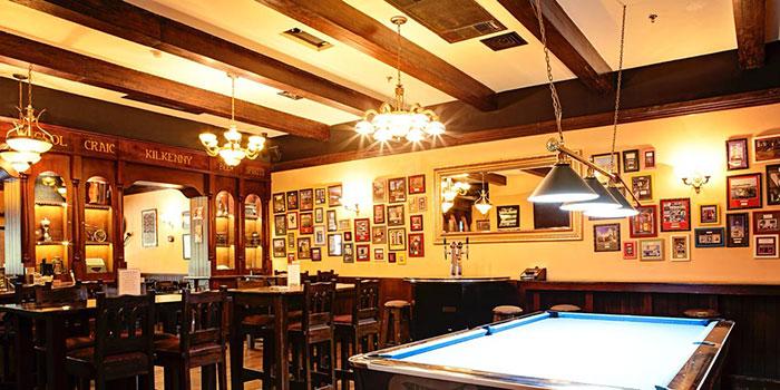 Interior 2 at Molly Malone