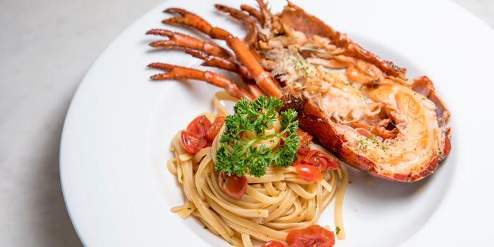 Pasta Lobster from VIU at The St Regis Bangkok 159 Soi Mahardlek Luang 2 Rajadamri Road, Pathumwan Bangkok