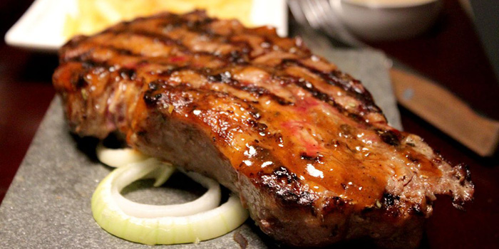 Dish 1 at Street Steak, Pantai Indah Kapuk