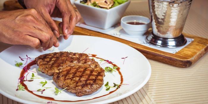 Rip Eye Steak from Indulge Fusion Food & Cocktail Bar at Between Sukhumvit 21&23 Sukhumvit Road Klongtoey-Nuea, Wattana Bangkok