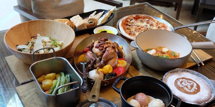 Sharing Dishes from JoJo at The St Regis Bangkok 159 Soi Mahardlek Luang 2 Rajadamri Road, Pathumwan Bangkok