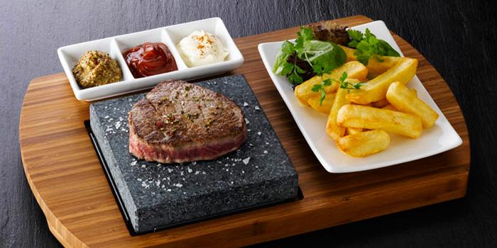 Dish 2 at Street Steak, Pantai Indah Kapuk