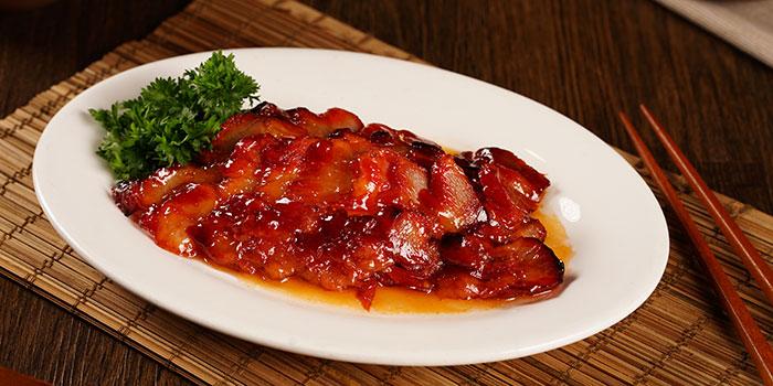 Dish 1 at Wang Dynasty