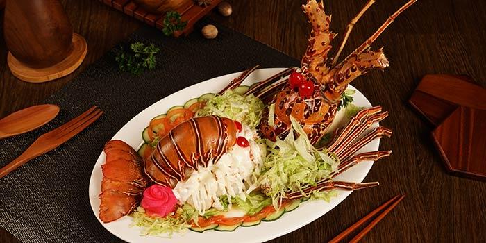 Dish 2 at Wang Dynasty