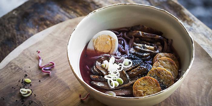 Food from Nutrio Restaurant, Nusa Dua, Bali