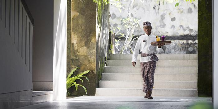 Interior from Nutrio Restaurant, Nusa Dua, Bali