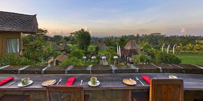 Interior from Mr Wayan, Ubud, Bali