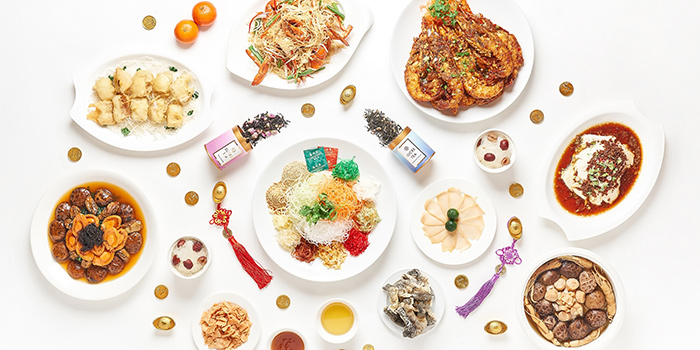 Chinese New Year Menu (15 Jan to 19 Feb) from Ah Hoi