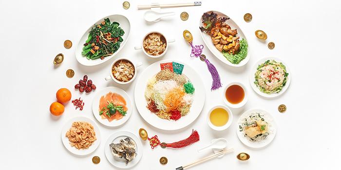 Huat! Set Lunch Menu (15 Jan to 19 Feb) from Ah Hoi