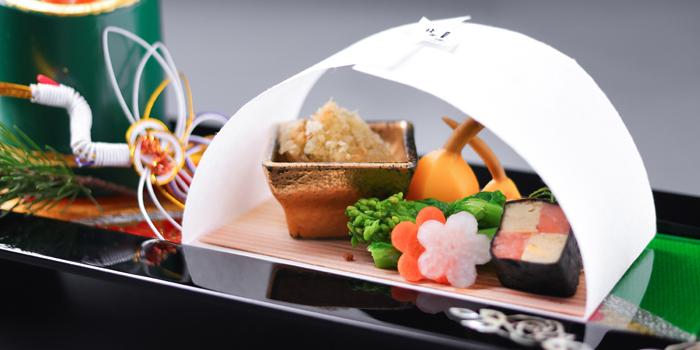 Appetizer from Sushi Kappou Kitaohji at 39 Boulevard BLOG, G fl., Sukhumvit39, Soi Phromchit, Bangkok