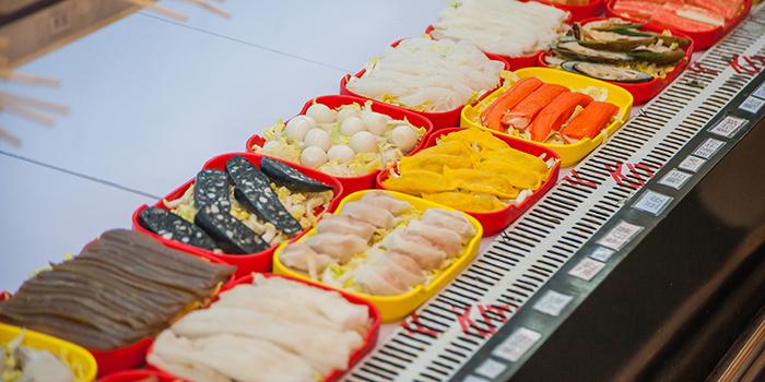 Appetizer, King of Stick Hot Pot, Tsim Sha Tsui, Hong Kong