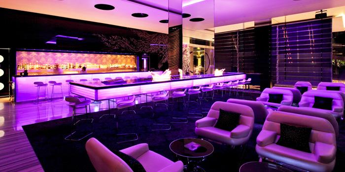 The Bar Area from WOOBAR at W Hotel 106 North Sathorn Rd Silom, Bangrak Bangkok