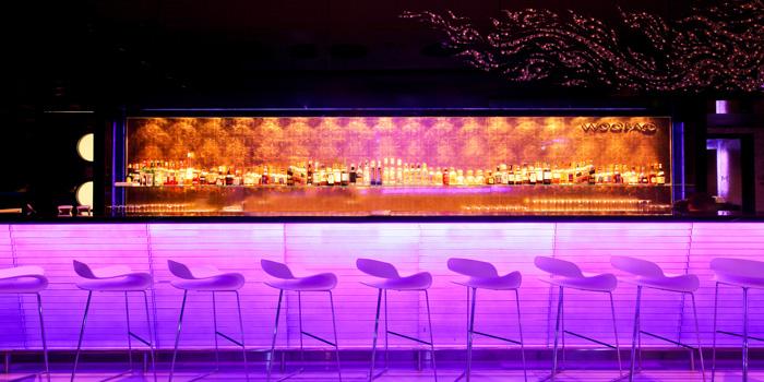 Bar Area of WOOBAR at W Hotel 106 North Sathorn Rd Silom, Bangrak Bangkok