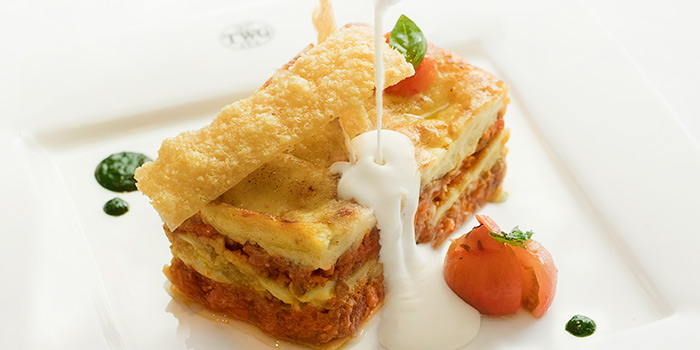 Beef Lasagna at TWG Tea Salon & Boutique (Plaza Senayan)