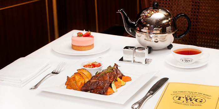 Beef Short Ribs at TWG Tea Salon & Boutique (Pacific Place)