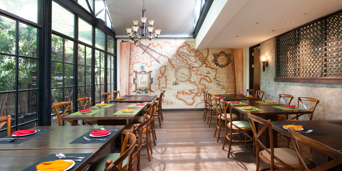 Interior 2 at Patio Venue & Dining, Jakarta
