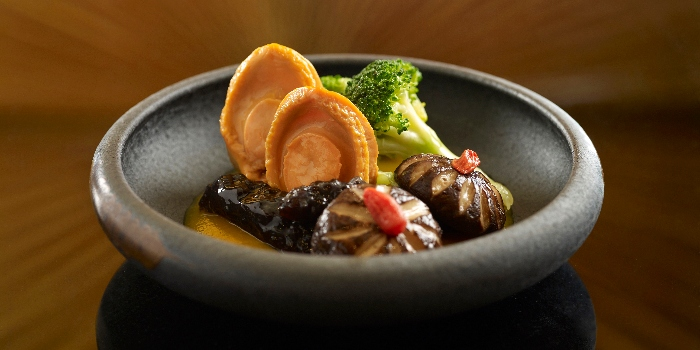 Braised Abalone (CNY) from Yellow Pot Restaurant and Bar in Duxton, Singapore