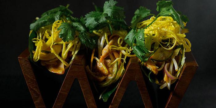 Tacos Thai Style of Som Chai Bali