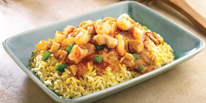 Hokkien Fried Rice from Crystal Jade Hong Kong Kitchen (Plaza Singapura) in Dhoby Ghaut, Singapore