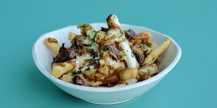 Crazy Fries at Ottoman