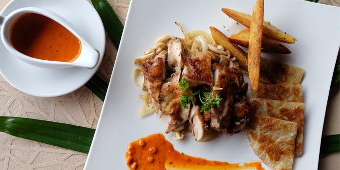 Chicken-Massman from Bambu Restaurant in Chalong, Phuket, Thailand