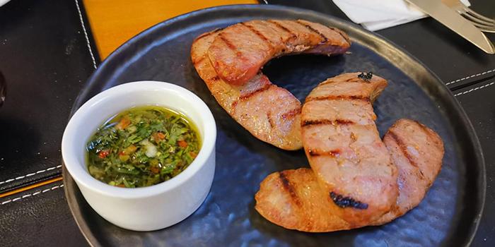 Choriza, The Patagonia Argentinian Steak House, Sheung Wan, Hong Kong