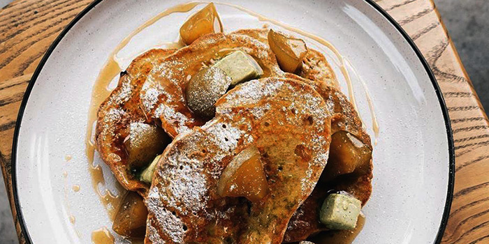 Cinnamon French Toast from PARK at Holland Village, Singapore