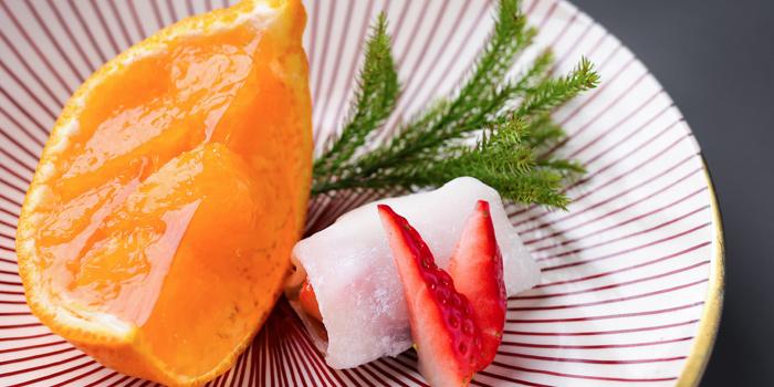 Dessert Dishes from Sushi Kappou Kitaohji at 39 Boulevard BLOG, G fl., Sukhumvit39, Soi Phromchit, Bangkok